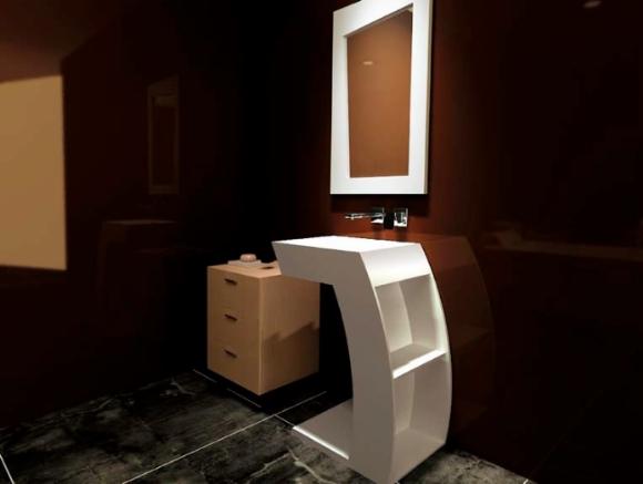 בחירת כיור חדש לחדר אמבטיה